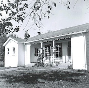 Original Church Building 1963